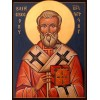 Hand-Painted Icon of Saint Gregory the Illuminator