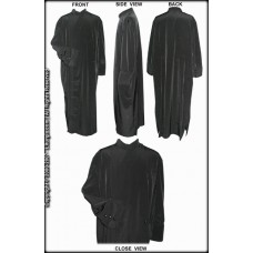 Greek-Style Under-Cassock (Double-Breasted with Back Pleats)