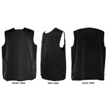 Black Vest (Kontorasson or Konto or Short Rasson)
