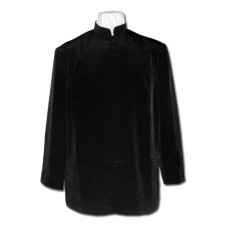 Black Clergy Jacket