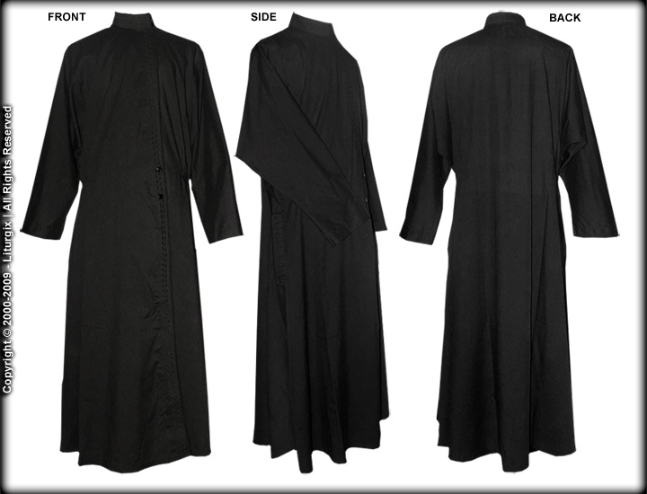 Russian Style Under Cassock
