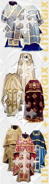 Ecclesiastical Vestments