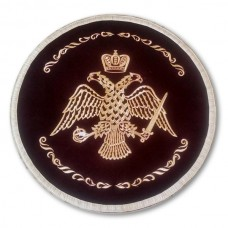 Embroidered Liturgical Rug (Orletz/ Aetos)
