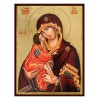 Hand-Painted Icon of Our Lady of the Don (Donskaya)