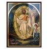 Hand-Painted Icon of Resurrection of Christ