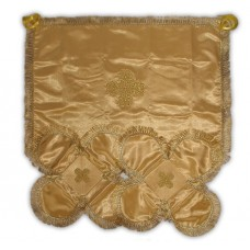Satin Set of Chalice Veils (Aer and Coverlets)