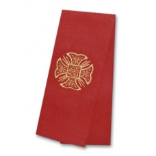 Holy Communion Cloth (Lention) with Golden Metallic-Thread Embroidery