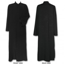 Outer-Cassock with Close-Fitting Sleeves
