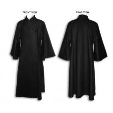 Russian-Style Winter Overcoat