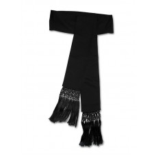 Band Cincture with Knotted Fringe (Fascia)