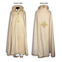 Metallic-Brocade Set of Armenian-Style Priestly Vestments
