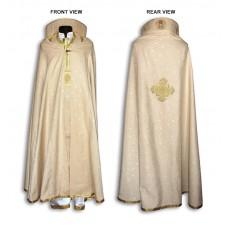 Silk-Brocade Set of Armenian-Style Priestly Vestments