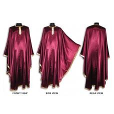 Crepe-Satin Choir Robe