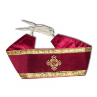 Velvet Liturgical Belt (Zone)