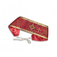 Metallic-Brocade Liturgical Belt (Zone)